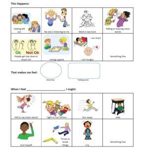 Emotional Regulation Plan for Pre-Kindergarten through Second Grade